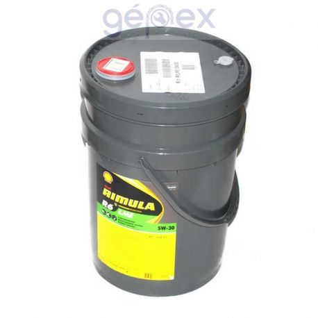 Shell Rimula R6 LME 5W30 20l