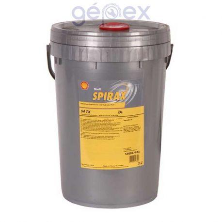 Shell Spirax S4 TX 10W40 STOU 20l