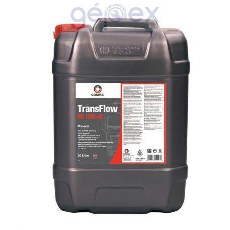 Comma TransFlow SD 15W40 20l