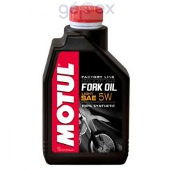 Motul Fork Oil Factory Line 5W Light 1l