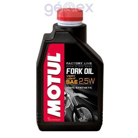 Motul Fork Oil Factory Line 2.5W 1l