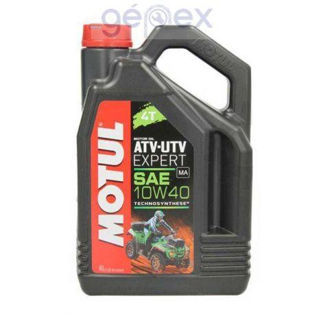 Motul ATV UTV Expert 4T 10W40 4l