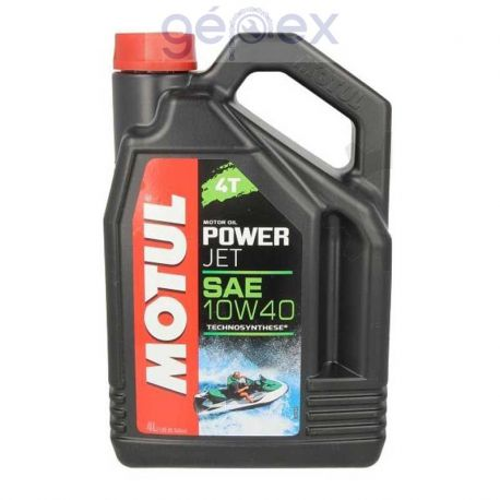 Motul Powerjet 4T 10W40 4l