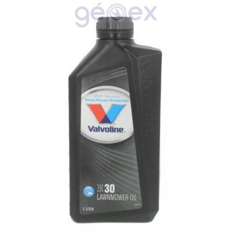Valvoline Lawnmower oil 4T SAE 30 1l