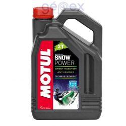 Motul Snowpower 2T 4l