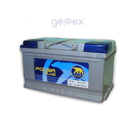 Baren Polar Plus 85Ah 760A J+