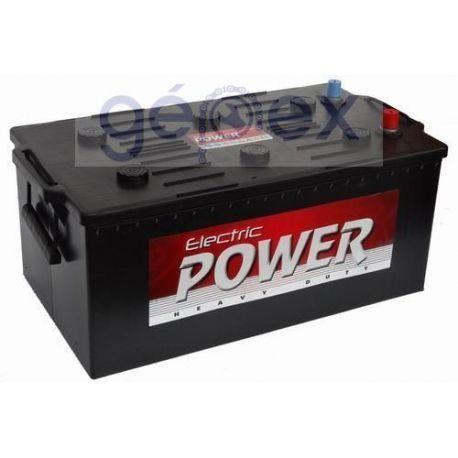 JP Electric Power 210Ah 1100A B+