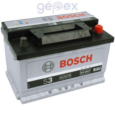 Bosch S3 70Ah 640A J+