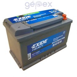 Exide Heavy Professional Power 105Ah 850A J+