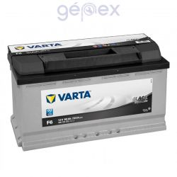 Varta Black Dynamic 90Ah 720A J+