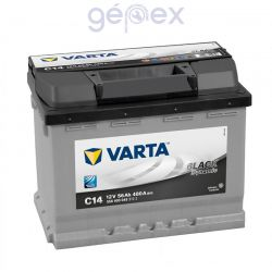 Varta Black Dynamic 56Ah 480A J+