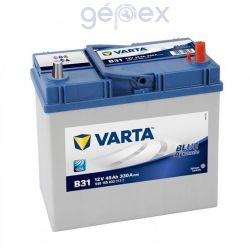 Varta Blue Dynamic 45Ah 330A J+