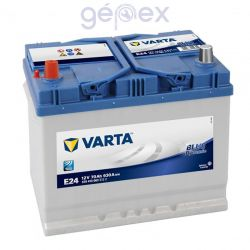 Varta Blue Dynamic 70Ah 630A J+ japán