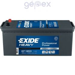 Exide Heavy Professional Power 185Ah 1150A B+