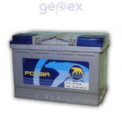 Baren Polar 74Ah 680A J+
