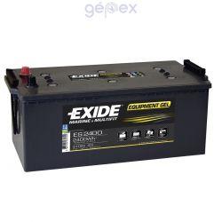 Exide ES2400 12V 210Ah 2400Wh munkaakku