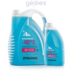 DYNAMAX téli szélvédőmosó koncentrátum -40 1l