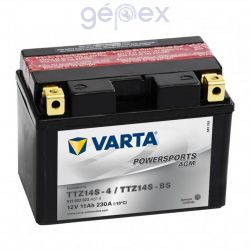 Varta Powersports AGM 12V 11Ah B+ TTZ14S-BS