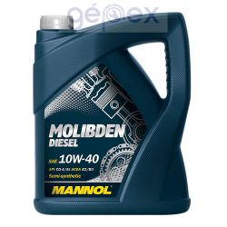 Mannol Molibden Diesel 10W40 5l