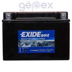 Exide AGM 12V 8Ah B+ YTX9-BS