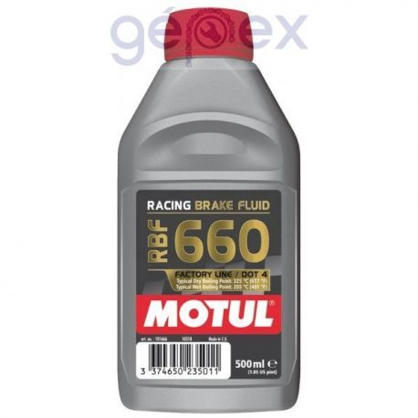 Motul RBF 660 Factory Line fékfolyadék 0,5l