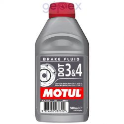 Motul DOT 3&4 fékfolyadék 0,5l