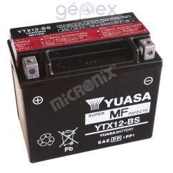 YUASA 12V 10Ah B+ YT12B-BS