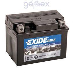 Exide AGM+SLA 12V 3Ah J+ YT4L-BS Factory Sealed