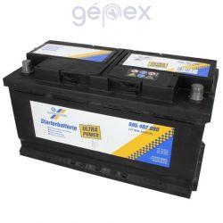 Cartechnik Ultra Power 95Ah 800A J+