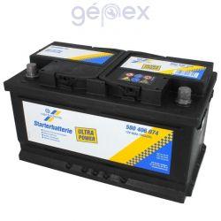 Cartechnik Ultra Power 80Ah 740A J+
