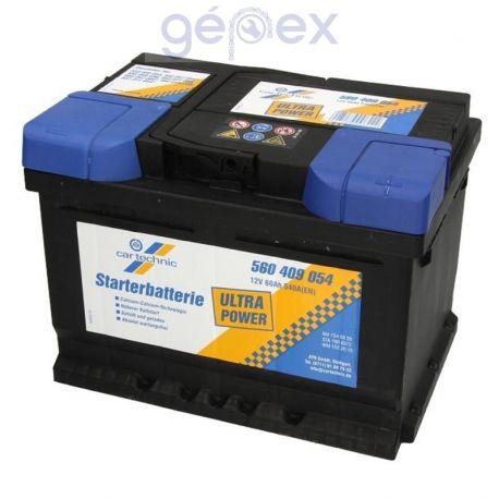 Cartechnik Ultra Power 60Ah 540A J+