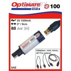 Tecmate/Accumate O-100 USB csatlakozó SAE