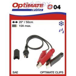 Tecmate/Accumate O-04 (SAE-74) Csipeszes csatlakozó