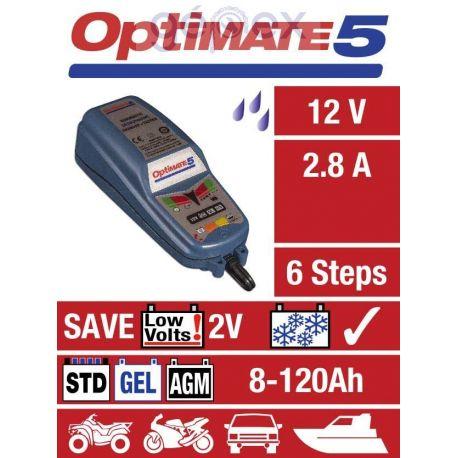 Optimate 5 12V 2.8A