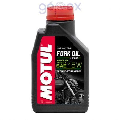 Motul Fork Oil Expert 15W Medium Heavy 1l
