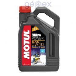 Motul Snowpower 4T 0W40 4l