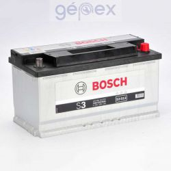 Bosch S3 90Ah 720A J+