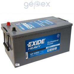 Exide Heavy Professional Power 235Ah 1450A B+